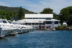 Rent By The Day (Calendar availability option): 13m Berth Nelson Bay d'Albora Marinas