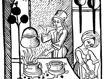 Online Payment - Group Session - Pay per Session: Cooking and Dining in the Middle Ages, Renaissance & Modern Age
