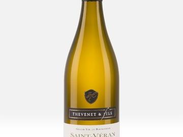 Vente avec paiement en direct: Carton de 6 bouteilles : St Véran Clos Ermitage St Claude 2018