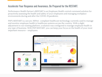 Professional Services: Employee Health Software