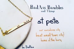 Selling with online payment: St Pete Necklace