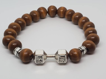Selling with online payment: Men's Beaded Bracelet