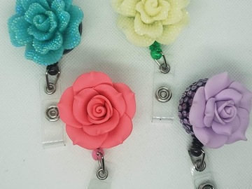 Selling with online payment: Flower Badge Reels