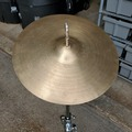 "Selling with online payment: 12"" A. Zildjian Splash cymbal repaired"