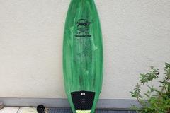 Vermiete dein Board pro Tag: 5'5 shortboard
