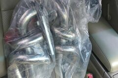 Selling with online payment: 02-09 Nissan 350Z/G35 Infinity Headers