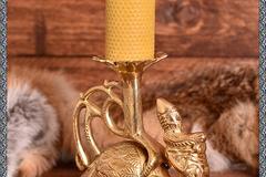 Selling with right to rescission (Commercial provider): Replik eines mittelalterlichen Kerzenständers