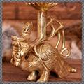 Verkaufen mit Widerrufsrecht (Gewerblicher Anbieter): Réplica de un candelabro medieval real