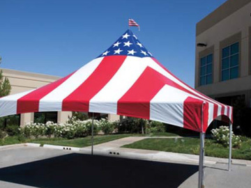 Products for Sale: 20 x 20 Frame Tent with Your Logo on 2 sides