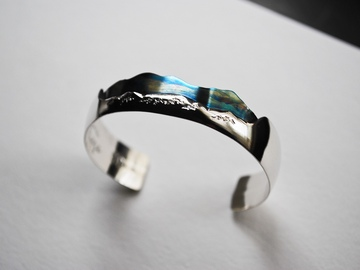 Selling: Blue Ridge Patinated Bracelet