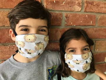 Products for Sale: Kid masks