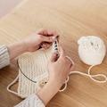 5 Credits: Virtual Knitting Class