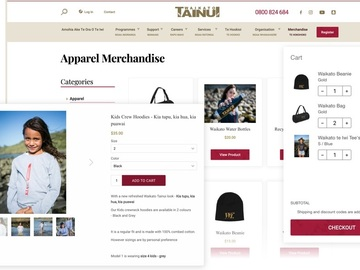 Offer: E-Commerce Shop or Website