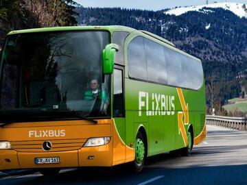Vente: Bon d'achat Flixbus (89,99€)