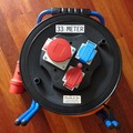 Vermieten: Kabelrolle CEE 16 400V/230V - 33m