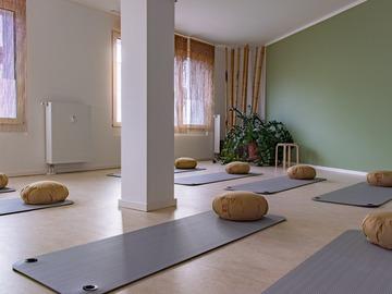 Vermiete Gym pro H: attraktiver Sportraum für Einzel- und Kleingruppen