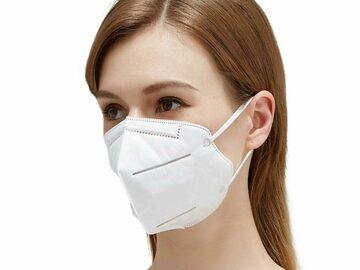 Buy Now: 1600 PCS KN95 Face Masks Wholesale Protective Face Masks