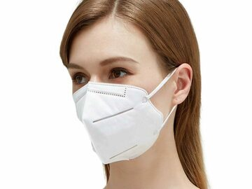 Buy Now: *Clearance* 1000 PCS General KN95 Face Masks in Loss Sale
