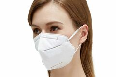 Liquidation/Wholesale Lot: *Clearance* 1000 PCS General KN95 Face Masks in Loss Sale