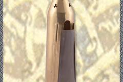 Verkaufen mit Widerrufsrecht (Gewerblicher Anbieter): Medieval brass lantern with horn window