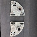 Selling with online payment: 99-04 UPR style caster camber plates mustang