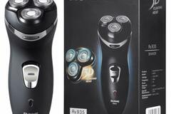 Buy Now: RUNWE Men's Cordless Rechargeable Rotary Shaver – Item #RS935