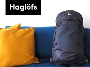 Renting out (by week): Uusi Haglöfs Vina 40 l päivärinkka