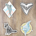 Selling with online payment: 2-Pack Stickers