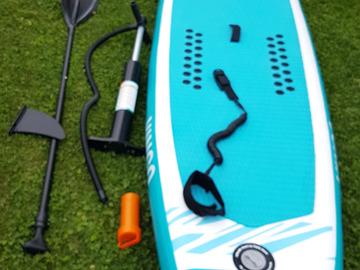 Vermiete dein Board pro Tag: Stand Up Paddle ausleihen
