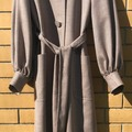 Selling: W19 Honor Coat- near new condition