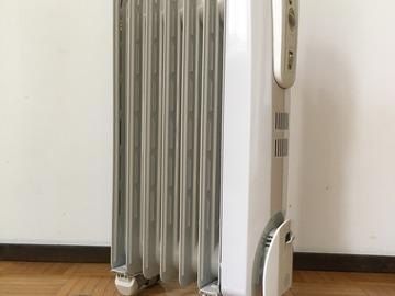 Selling: Oil Heater (1500 W)