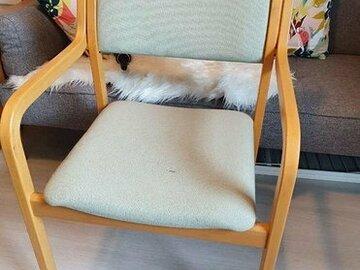 Myydään: 2 Chairs (i.e. working/ reading/ balcony)