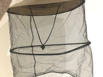 Myydään: Outdoor mosquito hat