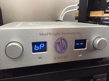 Sale: Ampli Modwright KWI 200