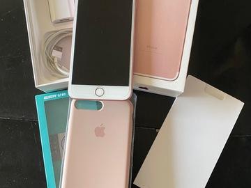 Vente: Iphone 7plus 32go