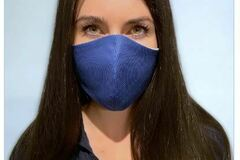 Buy Now: 50 Designer Fabric Fitted Masks