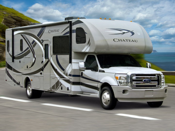 Owner/Supplier: Class C RV From CA to NJ