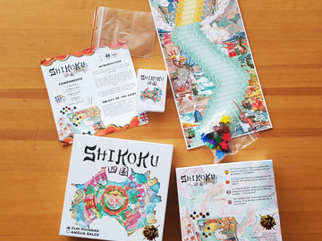 Selling with online payment: Shikoku