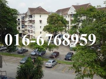 For sale: Taman Sungai Besi Apartment For Sale