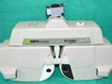 Selling with online payment: Marco rt2100 phoropter