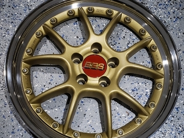Selling: BBS RK2-3 custom built 3piece RK2's