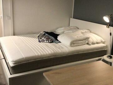 Myydään: Ikea Storage bed