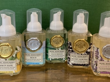 Selling with online payment: Mini Foaming Hand Soap