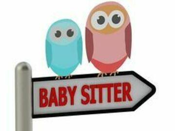 Offre: Baby sitting/ garde d'enfants ponctuelle