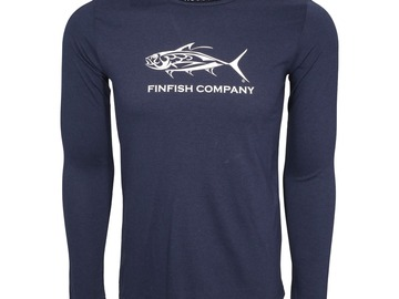 Selling with online payment: Bamboo FinFish Long Sleeve