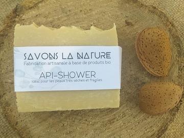 Vente avec paiement en ligne: Savons naturel Api-Shower
