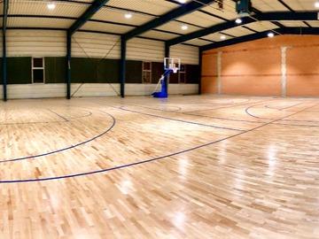 Vermietung Court/Equipment pro h: MIB - 3x3 Half Court