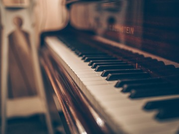 Online Payment - 1 on 1: Beginner Piano