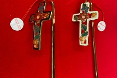 Buy Now: 65 pcs Closinne Cross Bookmarkers-- $1.50 pcs!