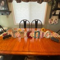 Selling with online payment: Wood letters PICNIC